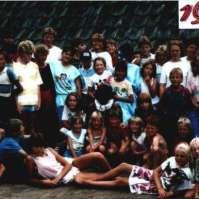 Victorie Zomerkamp 1987