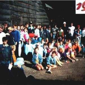 Victorie Zomerkamp 1990