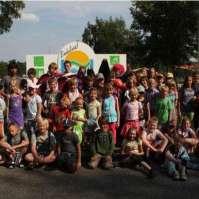 Groepsfoto Victorie Zomerkamp 2010