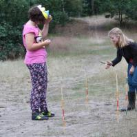 Sofie helpt smurfin Isabel te bevrijden