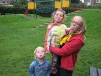 Jessie, Lara en Jodie
