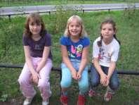 Lieke, Jessie en Lara