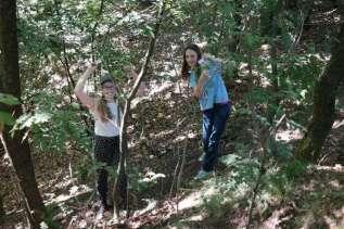Sluipen en klimmen en klauteren