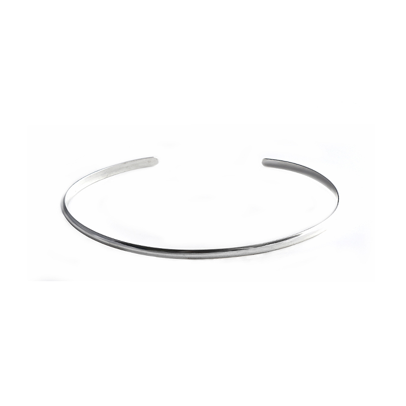 Silver Stacking Cuff