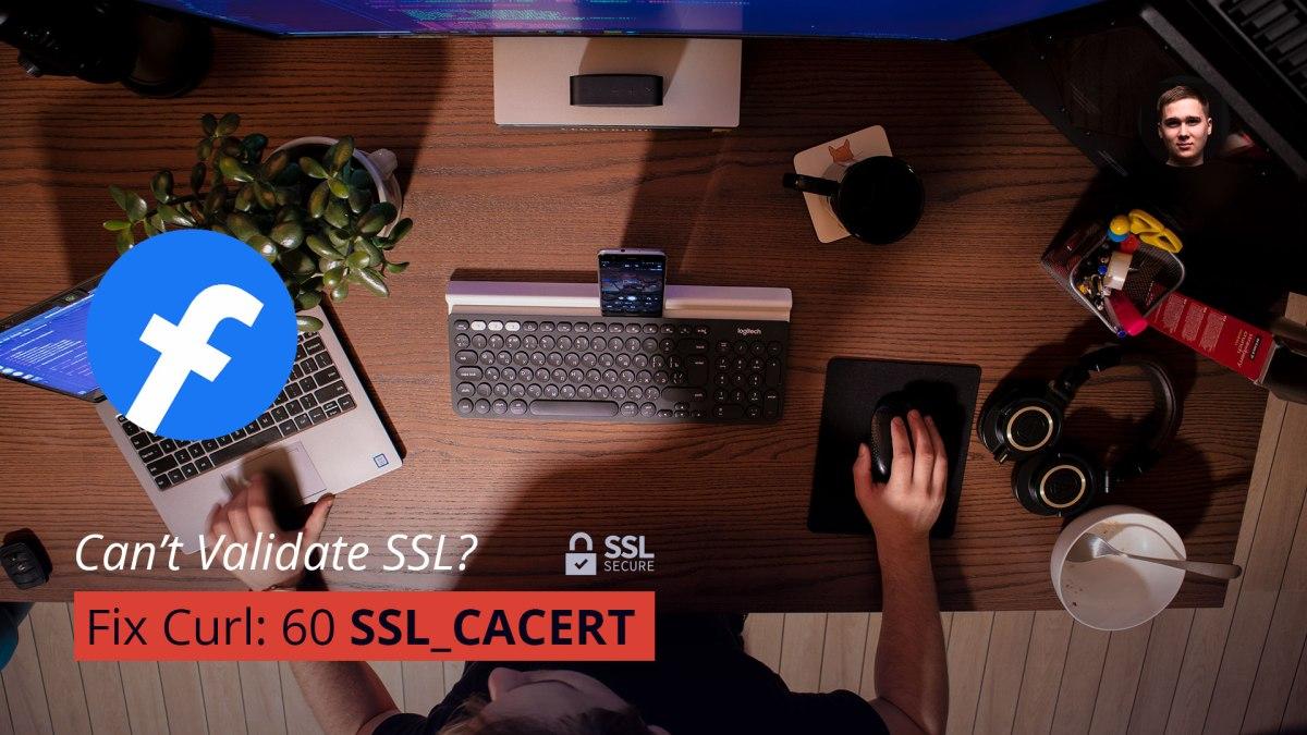 Curl 60 SSL_CACERT