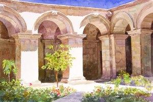 """Santo Domingo"" (819) by Victor Martinez"