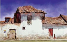 Cusco by Victor Martinez