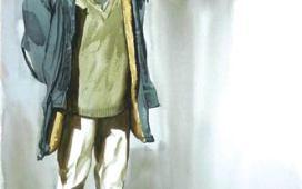 Hombre Colca by Victor Martinez