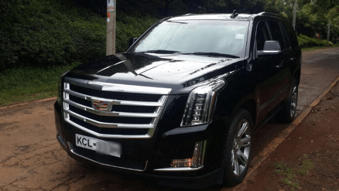 13 Most Expensive Cars In Kenya , their Worth And Who Owns Them