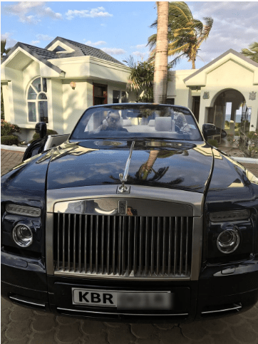 Top People With The Most Expensive Cars In Kenya And Their Worth