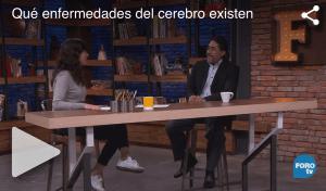 Entrevista: Efecto de los fármacos en el cerebro