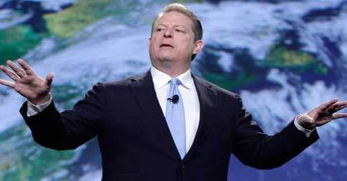 """Al Gore, who has already has amassed a fortune pushing """"global warming"""" propaganda, has received at least $30 million from George Soros to promote his cause.  Read more: http://www.thepoliticalinsider.com/hacked-emails-expose-really-behind-al-gores-global-warming-campaign/#ixzz4HkxbpWaE"""