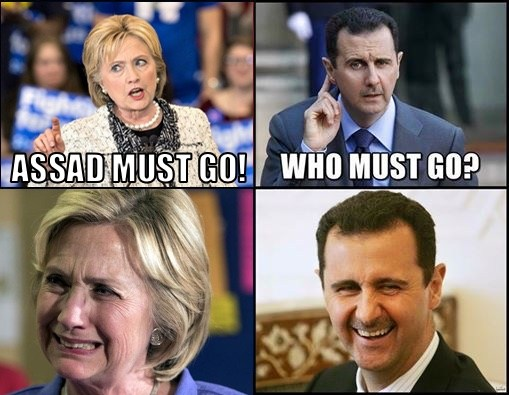 Assad Must Go!