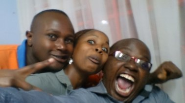 Selfie moment after Rotaract meeting
