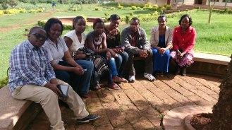 The K-rep Bank Meru Team