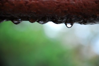 Gotas o lágrimas   Waterdrops or tears