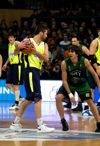 Liga ACB - DKV Joventut - Fœtbol Club Barcelona