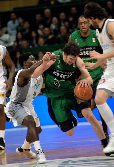 Liga ACB - DKV Joventut - Vive Menorca