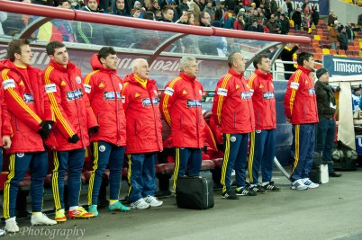 Romania Vs Belgia-12