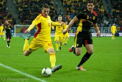 Romania Vs Belgia-85