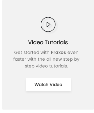 Fraxos Video Guide