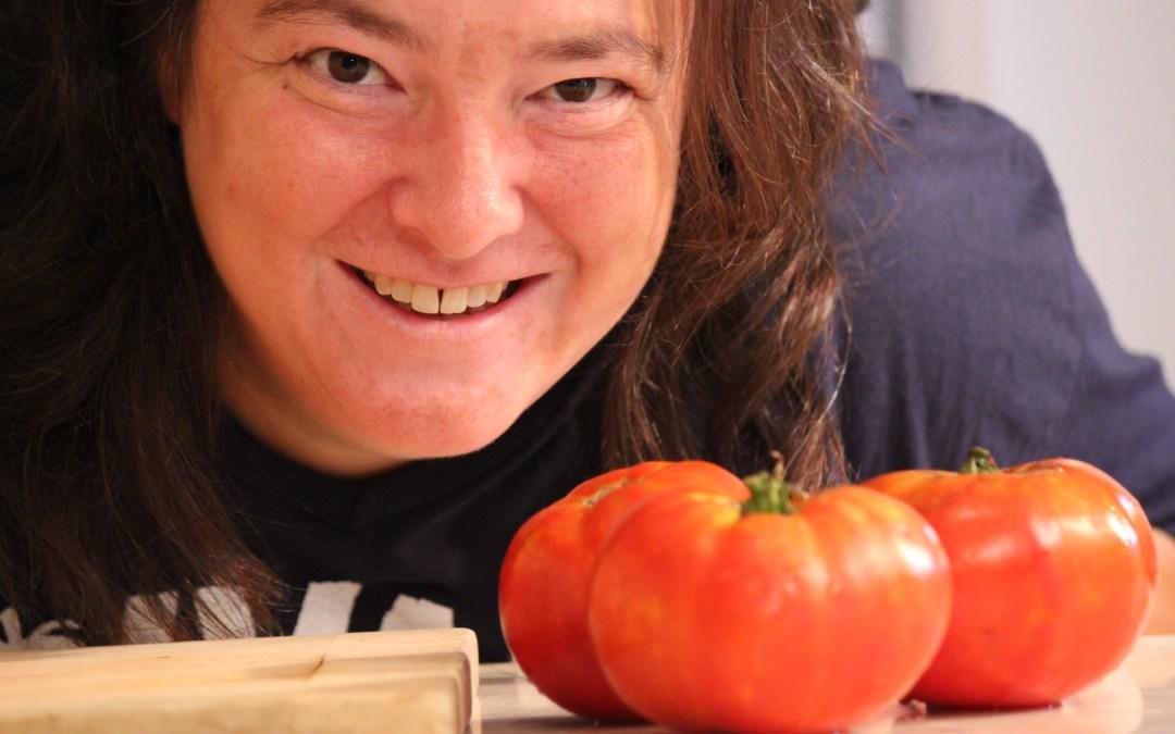 Food Not Bought Blog and Heirloom Gardener