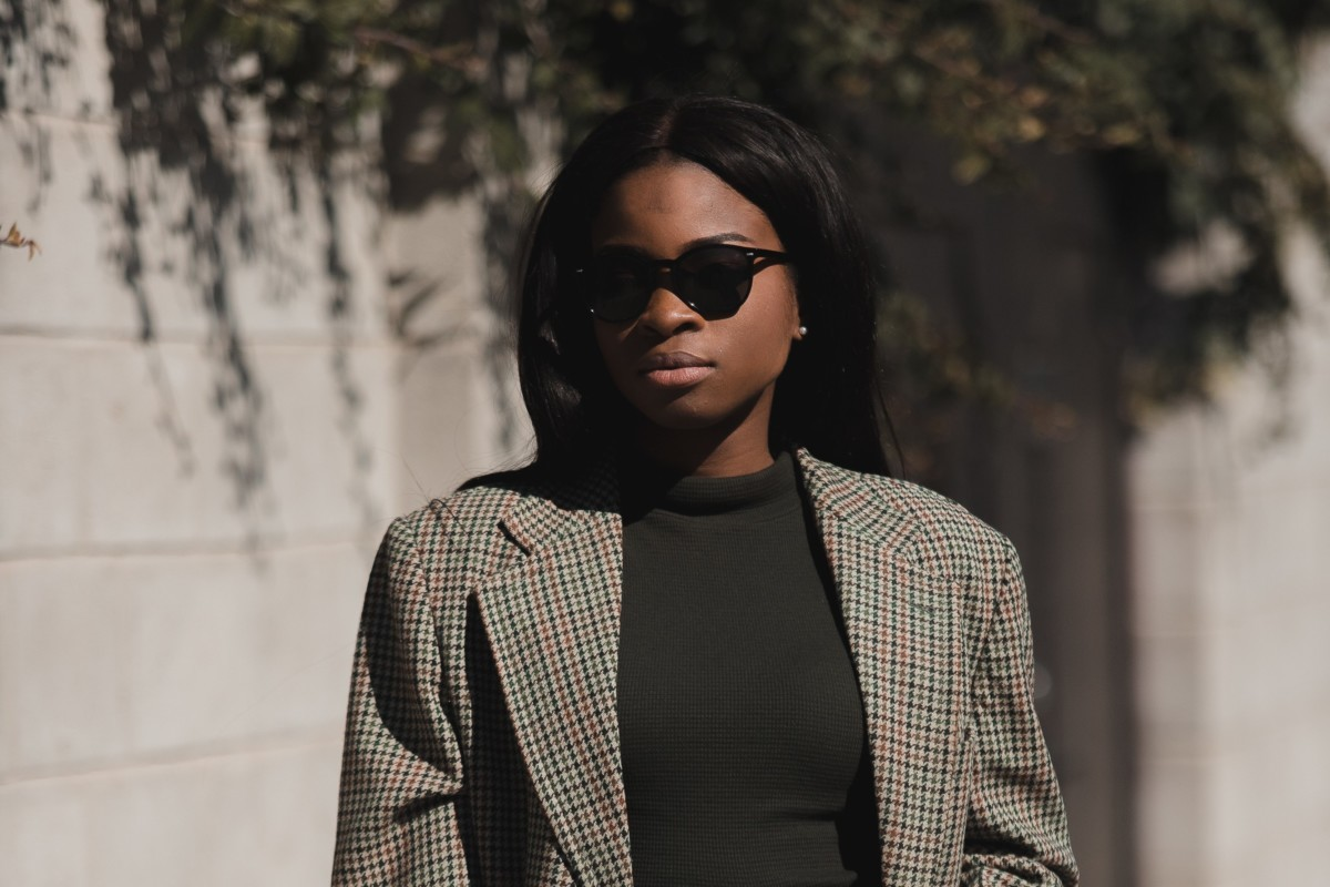 styling turtleneck for fall