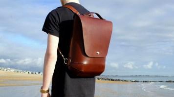 Leatherback Backpack
