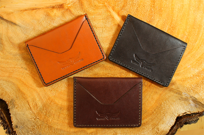 tan chestnut black shuttl wallets
