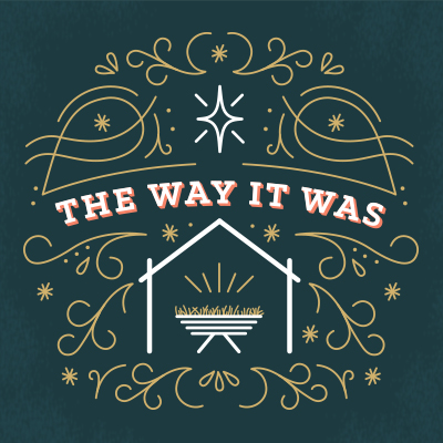 The Way it was - Simeon