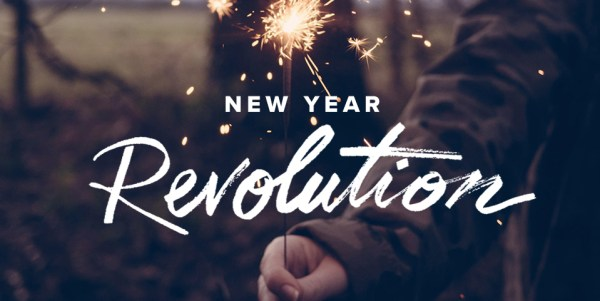 New Year, hope, revolution, victory of the lamb church, franklin, wi