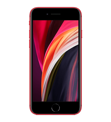 Apple iPhone SE in Product Red