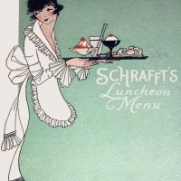 When ladies lunched: Schrafft's