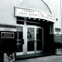 Famous in its day: London Chop House