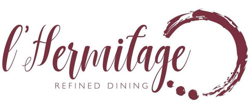 logo Restaurant l Hermitage - Refined Dining