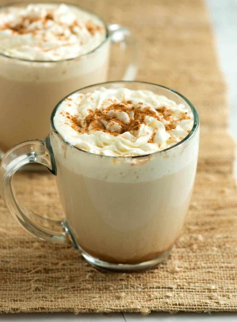 Pumpkin Spice Latte: Recipe of the week!