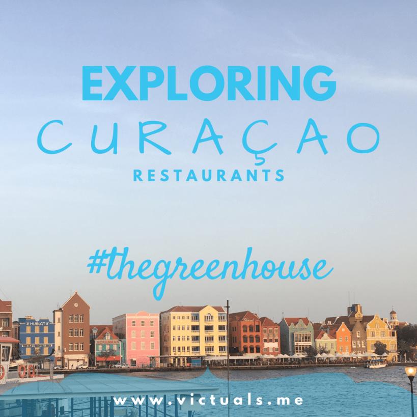 Exploring Curaçao restaurants: The Greenhouse Bar & Restaurant