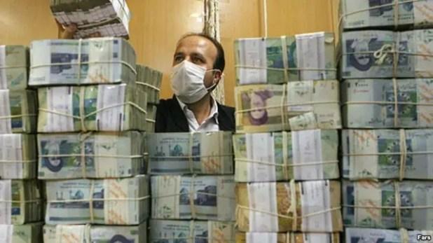العملة الإيرانية في هبوط انحداري