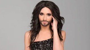 Image result for bearded woman eurovision