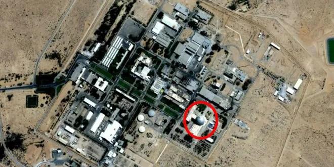 مفاعل ديمونة النووي الإسرائيلي
