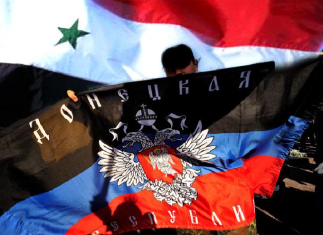 صورة من موقع شركة واغنر المجندة الراغبين الروس بالقتال ارتزاقاً في سوريا