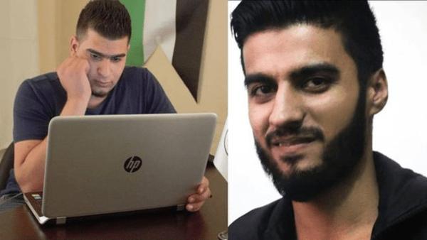 إبراهيم عبد القادر وفارس حمادي