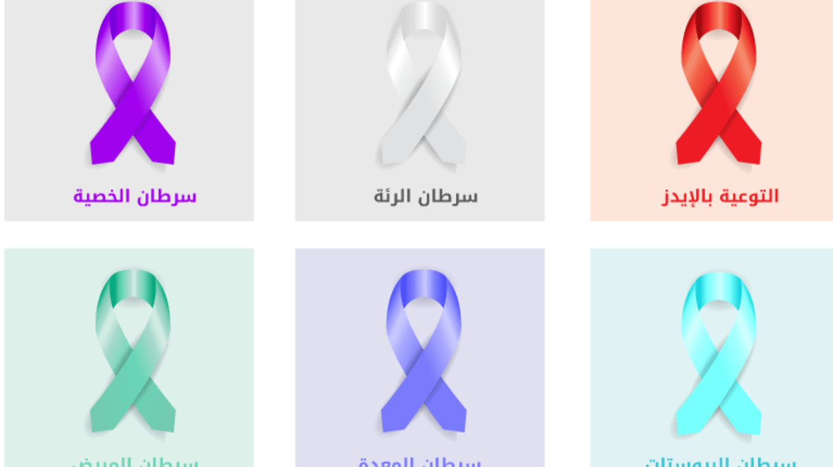 تعرف على 7 أنواع من السرطان قابلة للشفاء بسهولة