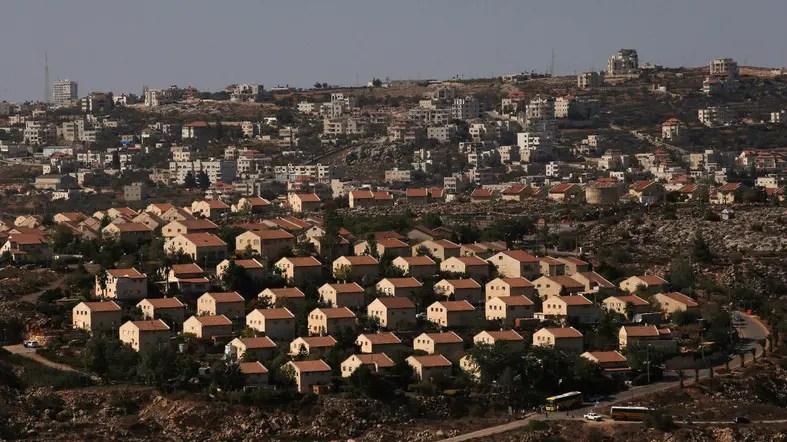 مستوطنات في الضفة الغربية