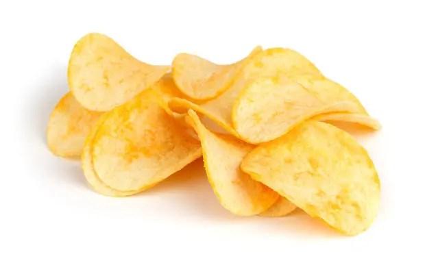 رقائق البطاطس