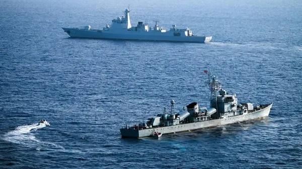 Philippines says 220 Chinese boats have encroached in South China Sea | Al  Arabiya English
