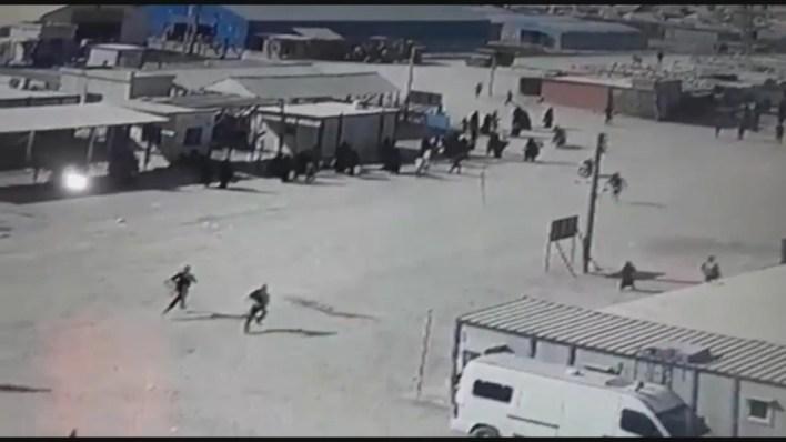 تمرد داعشيات في مخيم الهول - أرشيفية