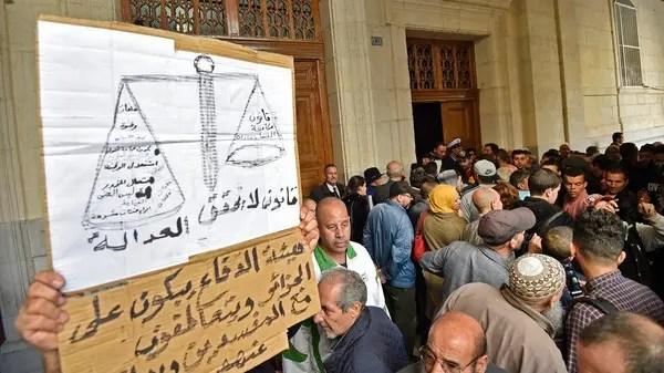 Algerian court sentences four siblings to prison for Bouteflika-era graft