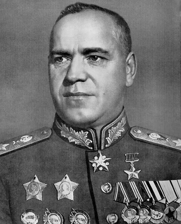 Zhukov in 1944