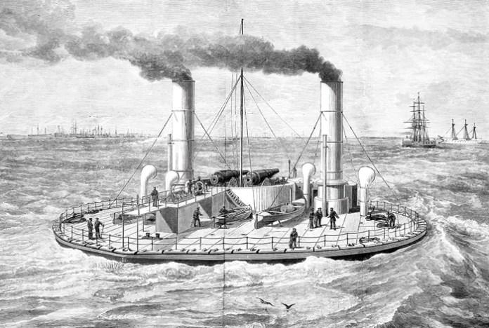 Photo of the battleship Novogrud